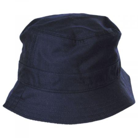 L Blue New Era Mens Summer Wash Denim Casual Leopard Print Bucket Hat