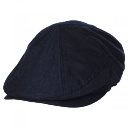Flannel 7 Panel Cotton and Wool Blend Ivy Cap alternate view 17