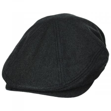Flannel 7 Panel Cotton and Wool Blend Ivy Cap alternate view 13