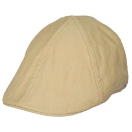 EK Collection by New Era Corded Cotton Duckbill Cap