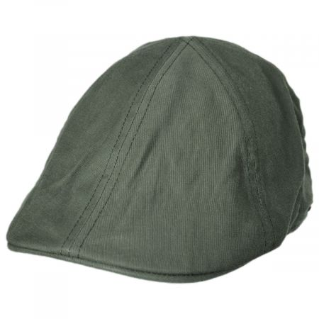 Corded Cotton Duckbill Cap alternate view 13