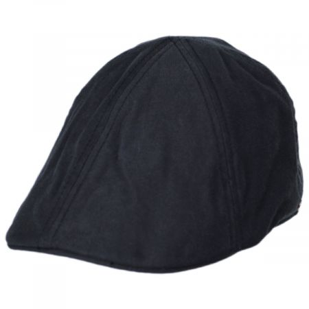 Corded Cotton Duckbill Cap alternate view 1