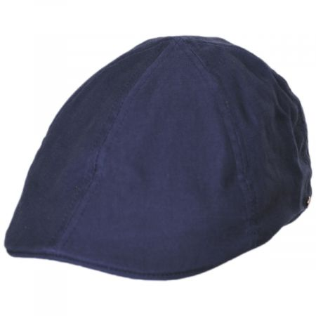 Corded Cotton Duckbill Cap alternate view 9