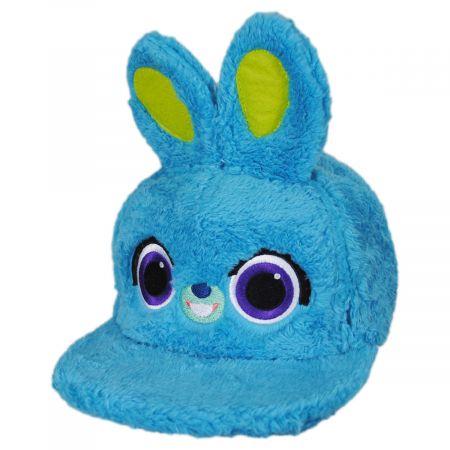 Disney Toy Story Bunny Fuzzy Baseball Cap