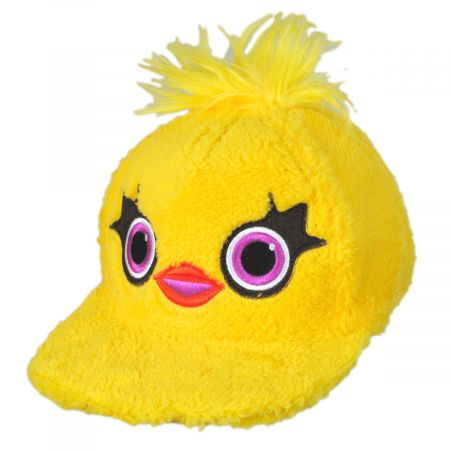 Disney Toy Story Ducky Fuzzy Baseball Cap