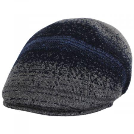 Kangol Distressed Morse 504 Wool Blend Ivy Cap