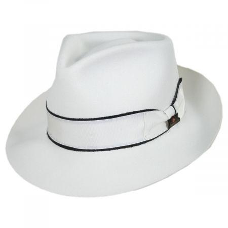 Gatsby Fur Felt Fedora Hat