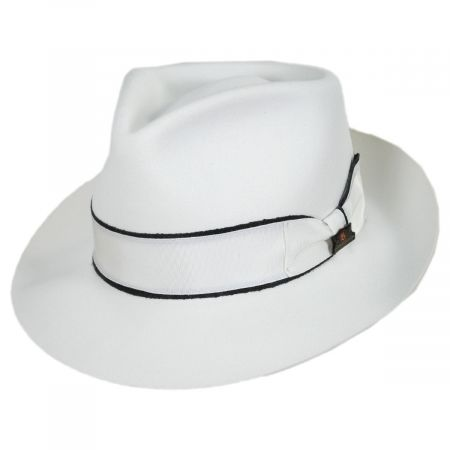 Biltmore Gatsby Fur Felt Fedora Hat