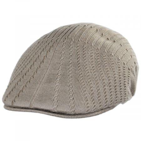 Kangol Beam Rib 507 Wool Blend Ivy Cap
