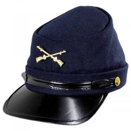 Kepi Wool Civil War Cap