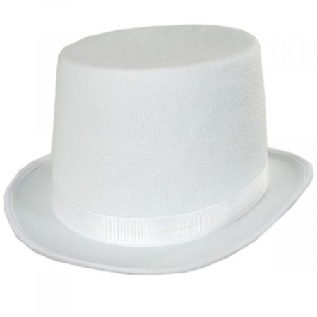 Coachman Costume Felt Top Hat