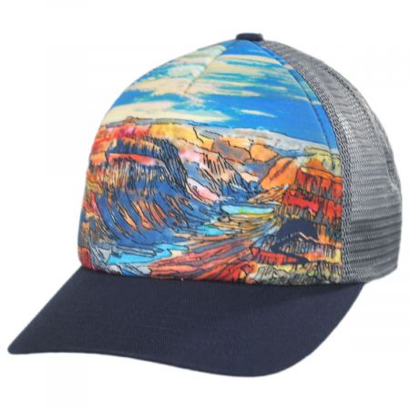 Sunday Afternoons Grand Canyon Trucker Snapback Baseball Cap