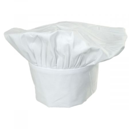 Jacobson Cotton Chef Hat