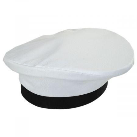 Cotton Sailor Hat