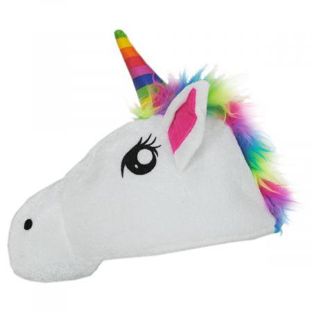 Jacobson Velvet Unicorn Hat