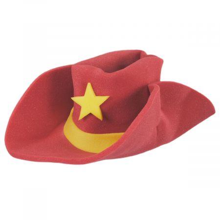 30 Gallon Foam Cowboy Hat alternate view 6