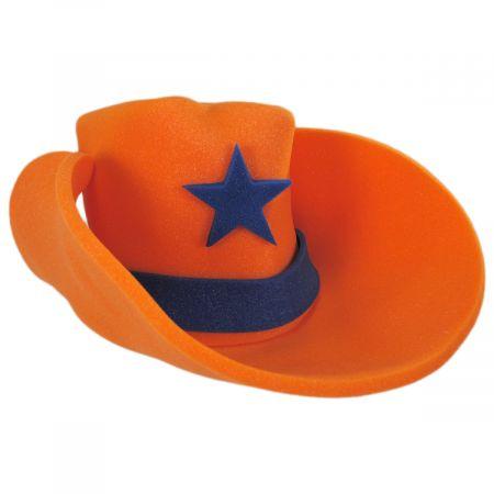 30 Gallon Foam Cowboy Hat alternate view 5