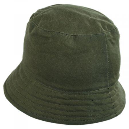 Flipside Jalen Cotton Reversible Bucket Hat