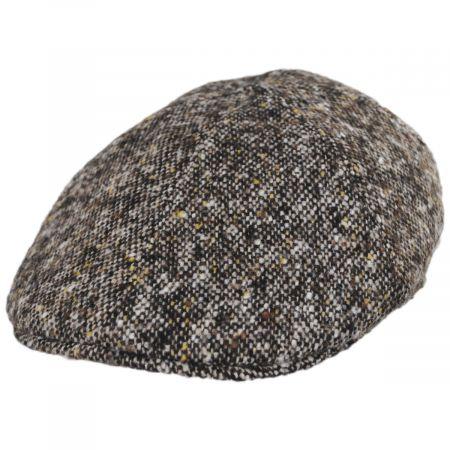 Stefeno Ponti Tweed Wool Ivy Cap