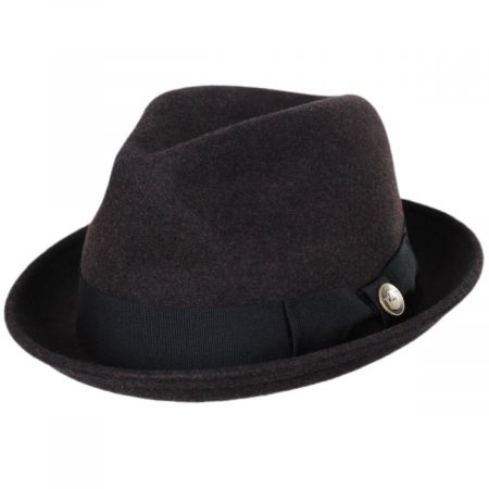 Good Boy Wool Felt Fedora Hat