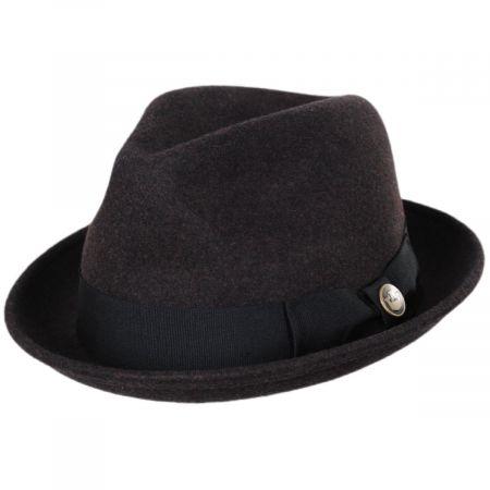 Good Boy Wool Felt Fedora Hat alternate view 5