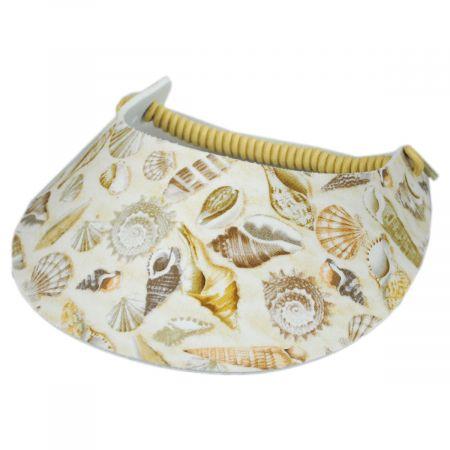 Springlace Shells Sunvisor