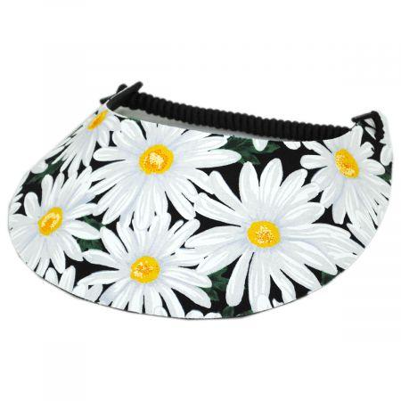 The Incredible Sunvisor Springlace Daisy Sunvisor