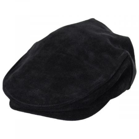 Hooligan II Suede Leather Ivy Cap
