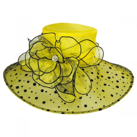 Peppered Boater Hat alternate view 5