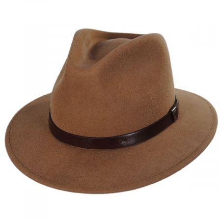 Messer Wool Felt Fedora Hat alternate view 13