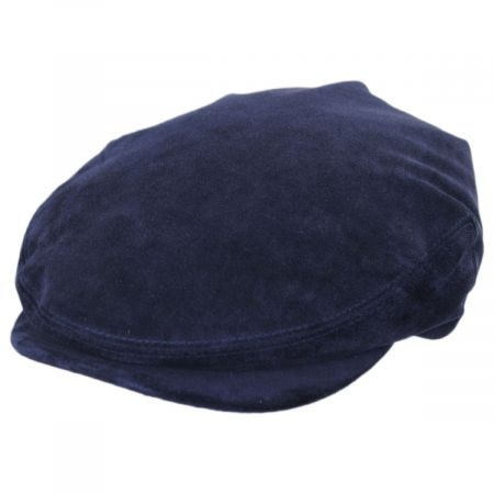 Italian Suede Leather Ivy Cap alternate view 1