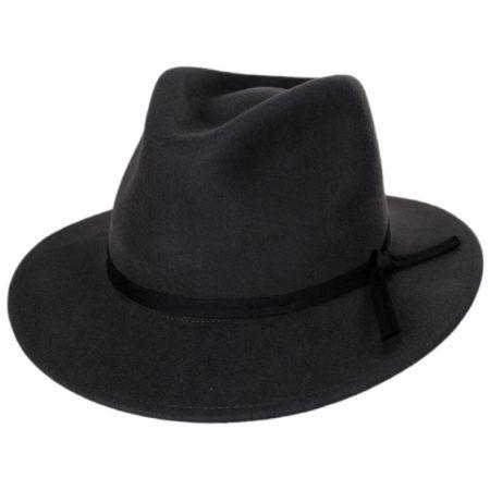 Coleman Wool Felt Fedora Hat
