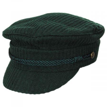 Albany Wool Blend Fisherman Cap