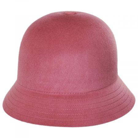 Brixton Hats Essex Brushed Wool Felt Bucket Hat