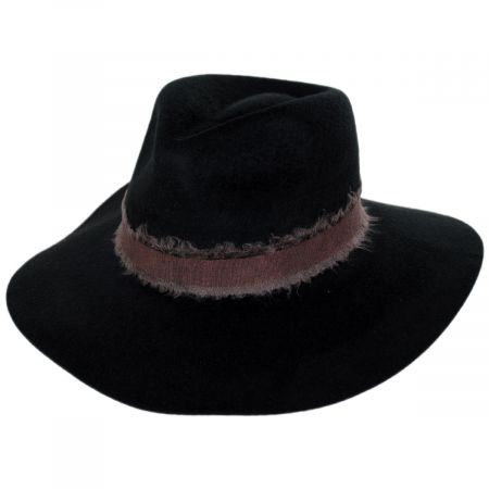 Ella Wool Felt Fedora Hat alternate view 7