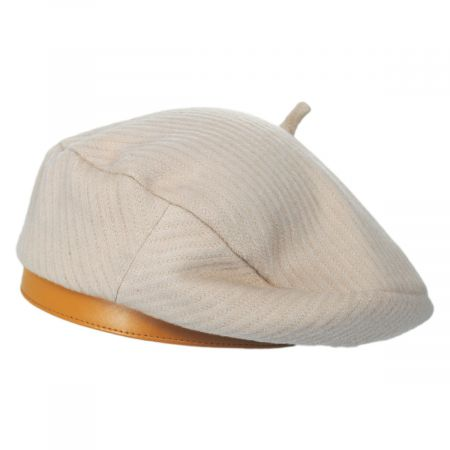 Brixton Hats Audrey II Corduroy Wool Blend Beret