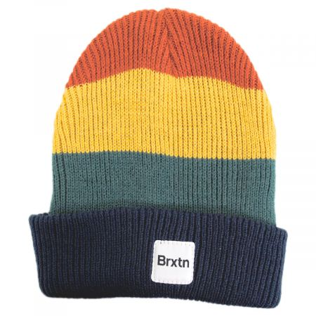Brixton Hats Gate II Knit Beanie Hat