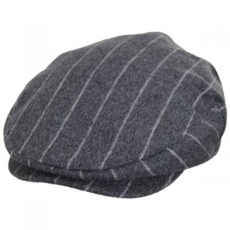 Goorin Bros Rouserwin Striped Wool Blend Ivy Cap