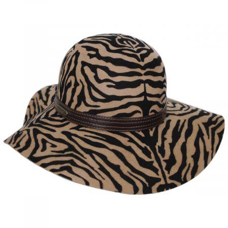 Impala Wool Felt Floppy Hat