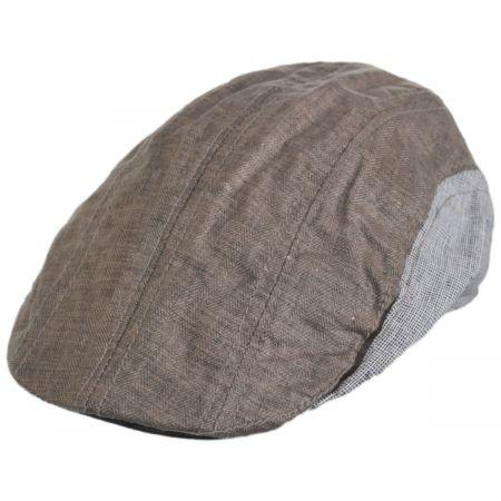 Linen 2Tone Ivy Cap