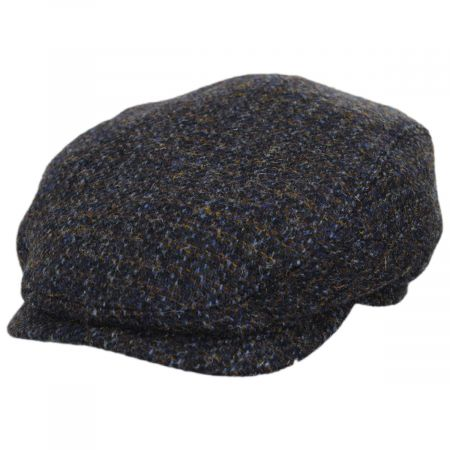 Stetson Harris Tweed Wool Ivy Cap