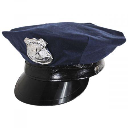 Kids' Police Cap