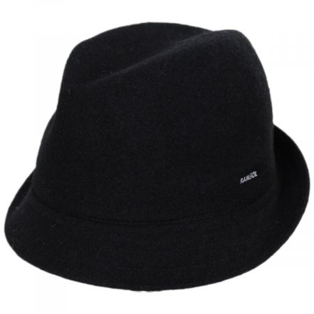 Duke Wool Blend Fedora Hat alternate view 1