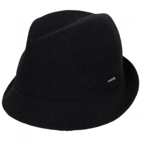 Kangol Duke Wool Blend Fedora Hat