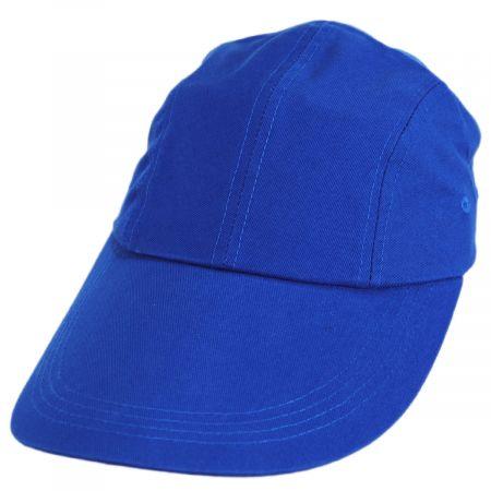 Village Hat Shop VHS Long Bill Adjustable Baseball Cap