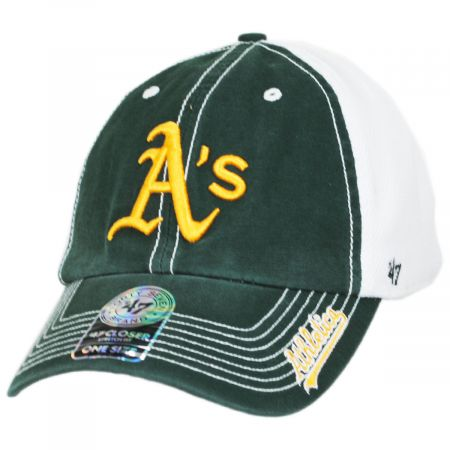 47 Brand Oakland Athletics Ripley Fitted Baseball Cap
