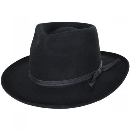 Jethro Wool Felt Fedora Hat alternate view 7