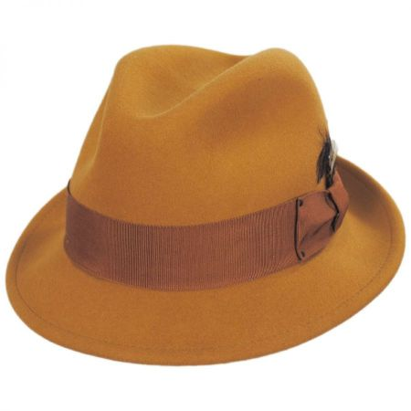 Tino Wool Felt Trilby Fedora Hat alternate view 104