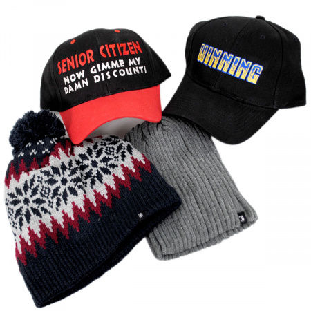 Village Hat Shop Beanies and Baseball Caps Pack
