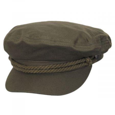Brixton Hats Classic Cotton Fiddler Cap